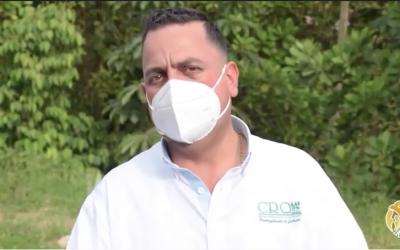 Con una inversión de $ 18 millones la CRQ adelantó el mejoramiento ambiental del sector conocido como el Chorro de las Madres en Filandia.