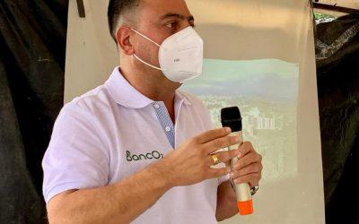 En el barrio Entre Verdes en Armenia la CRQ avanza con la comunidad en la construcción del proyecto Biodiverciudades