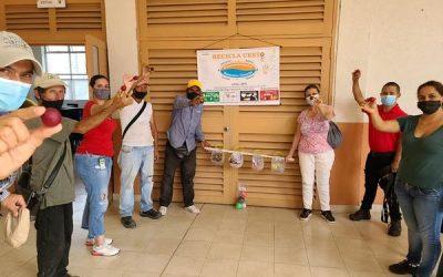 CRQ capacita a la comunidad de La Tebaida.