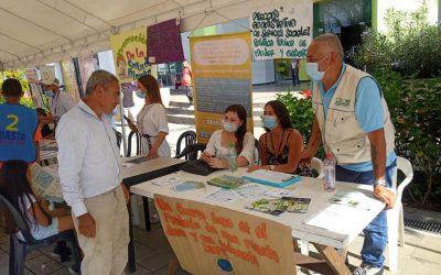 Los gestores ambientales del municipio de La Tebaida acompañaron con jornada de educación ambiental…