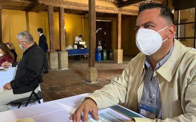 El director general de la Corporación Autónoma Regional del Quindío participa como panelista en la cumbre del Sistema Nacional Ambiental…