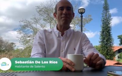 Unidos con los propietarios de predios del municipio de Salento…